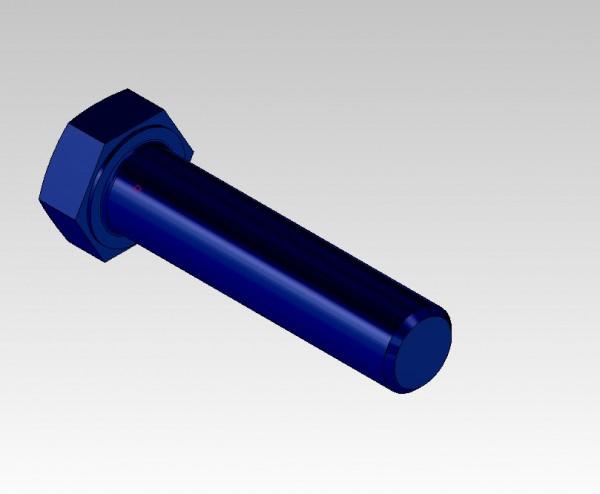 Schraubensatz-Frontladerplatte