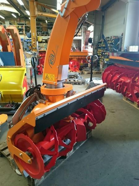 WESTA-Schneefrässchleuder Typ 4550 / 1300