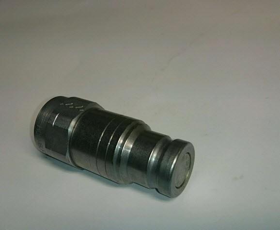 Kupplungs-Stecker BG 1 Flachdichtend