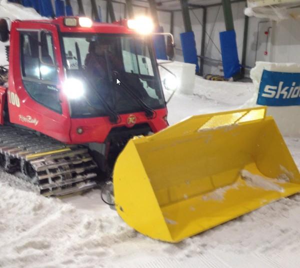Schneetransportschaufel PB 100