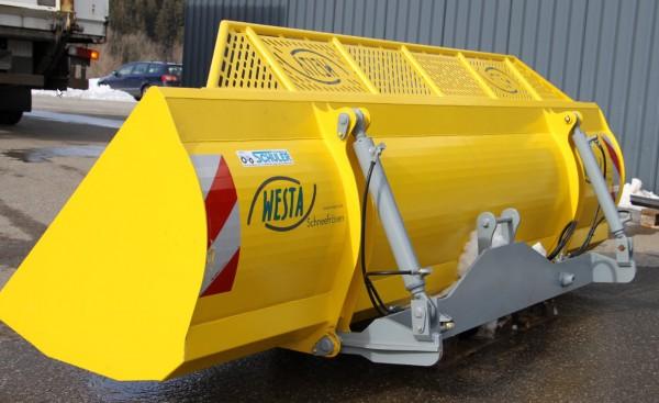 Schneetransportschaufel - 4 m - für Pistenbully PB 600