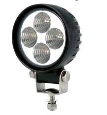 LED Arbeitscheinwerfer rund 900 Lumen
