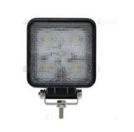 LED Arbeitscheinwerfer Quadratisch 1250 Lumen